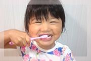 昼食・歯磨き・片付け